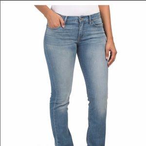 Lucky Brand Brooke Straight Denim Jean Size 10/30